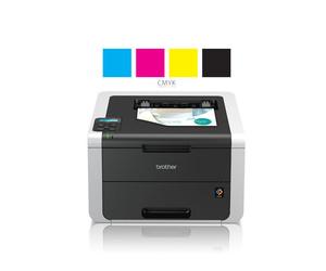 Impresoras láser color Brother en Barcelona
