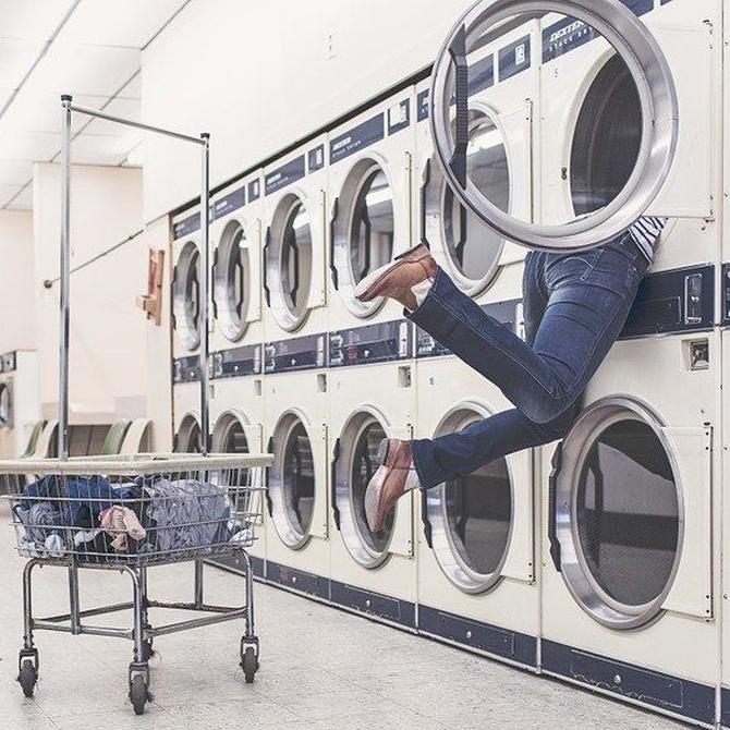 ¿Qué hacer cuando una lavadora tiene problemas?