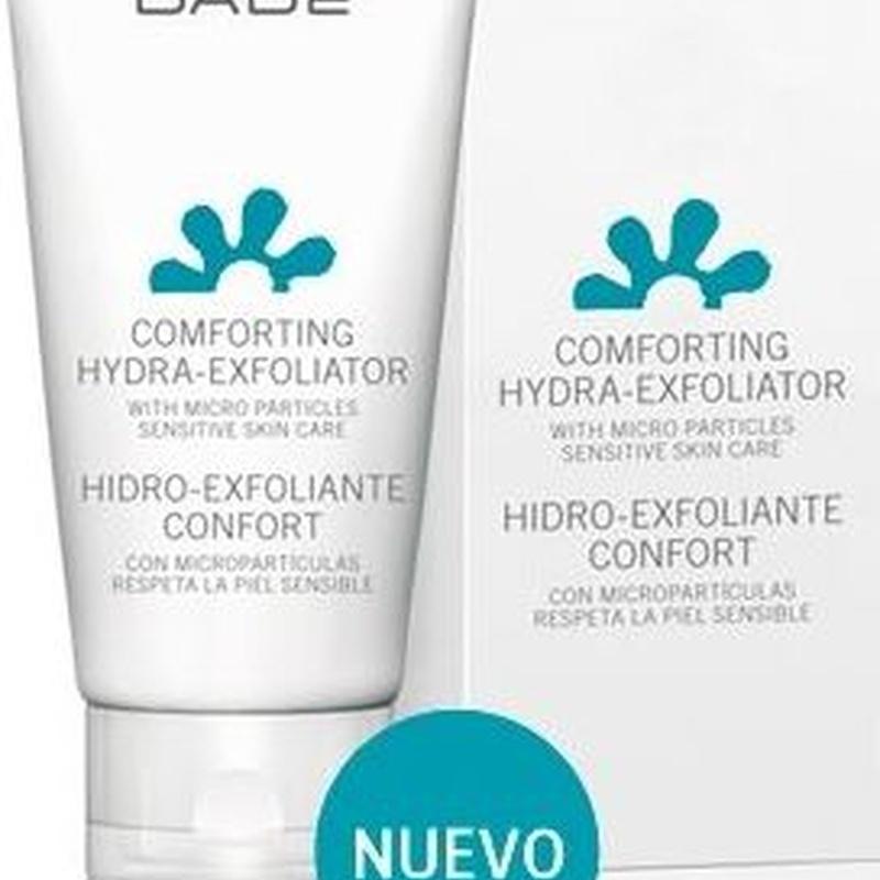 Babe Hidro-exfoliante: Catálogo de Farmacia Las Cuevas-Mª Carmen Leyes
