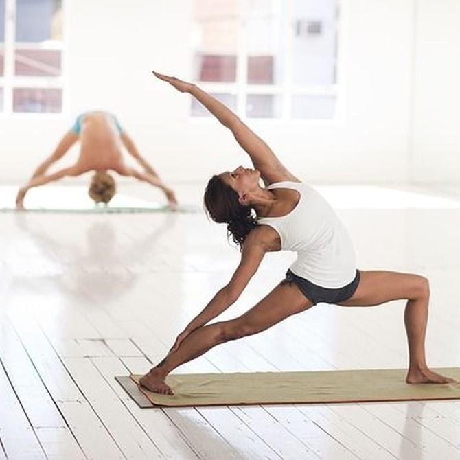 ¿Por qué practicar yoga para regenerar nuestro cuerpo y mente?