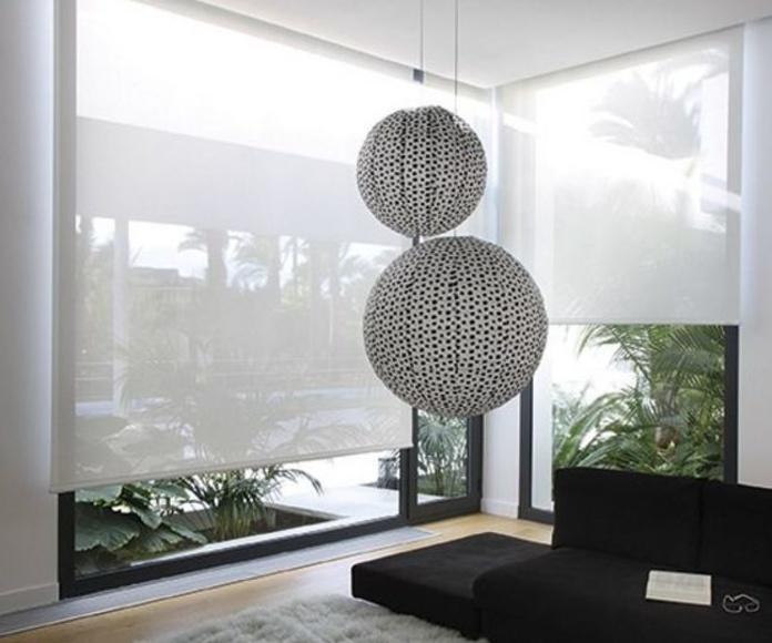 Soporte para cortinas enrollables Premium Plus. Bandalux: Productos y servicios de Muebles Marino