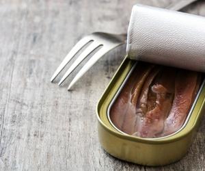 Distribución de anchoas en salazón en Santoña