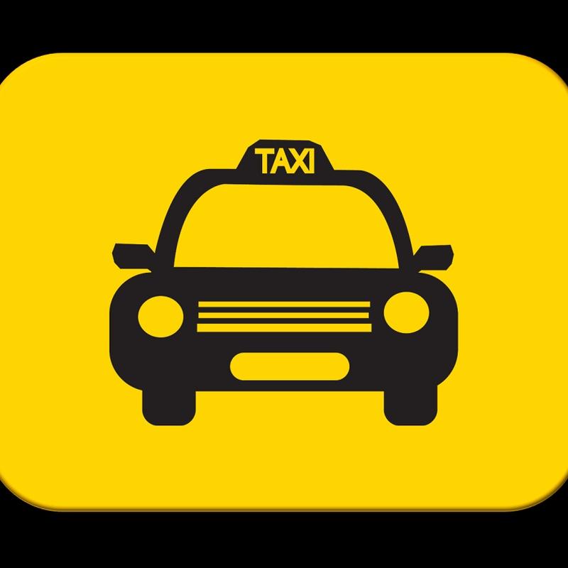 taxi monovolume 7 lugares