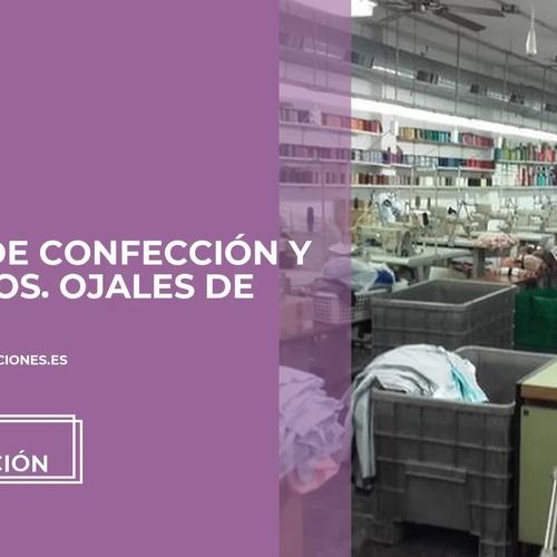 Taller de confección en Santa Coloma de Gramenet | Lianfin Mª José y Rosa