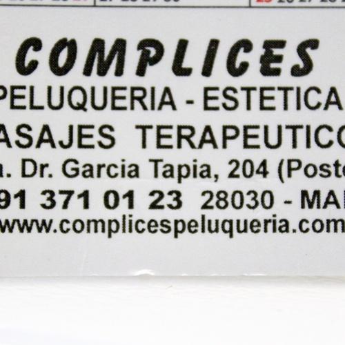 Peluquería y estética en Madrid | Cómplices Peluquería y Estética