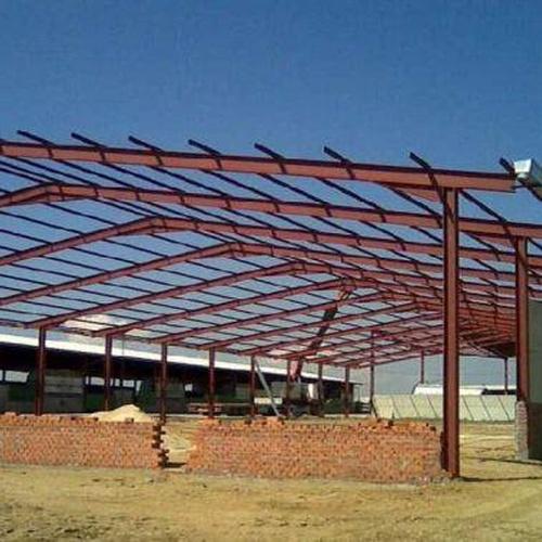 Estructuras metálicas en Paracuellos de Jarama