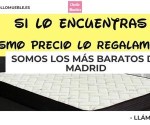 Sofás baratos en Usera, Madrid | Chollo Muebles