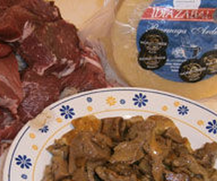Hostelería: Productos y Servicios de Carnicería Arriaga