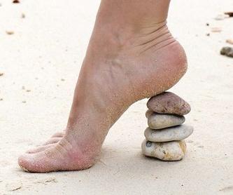 Osteopatía: Servicios de Centro Kinet