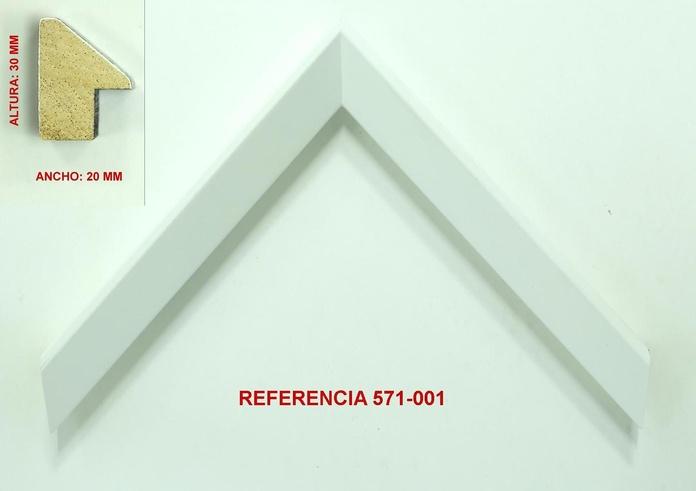 REF 571-001: Muestrario de Moldusevilla