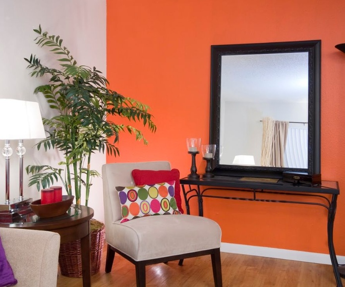 Pintura de interiores: Servicios de Pintores Hermanos Dosuna