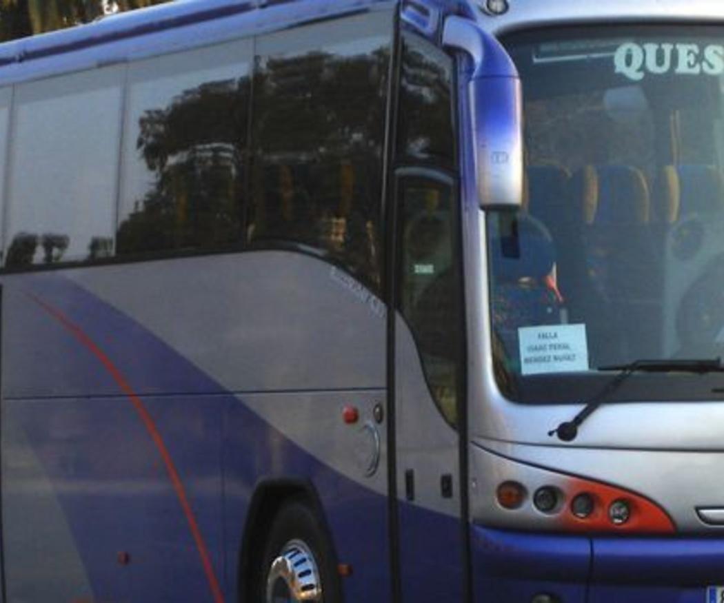 Ventajas de alquiler un autobús para los invitados de tu boda