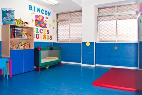 Instalaciones: Nuestra escuelas de La Casita de los Pitufos