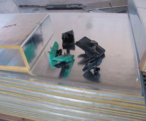 Construcción de conductos de ventilación