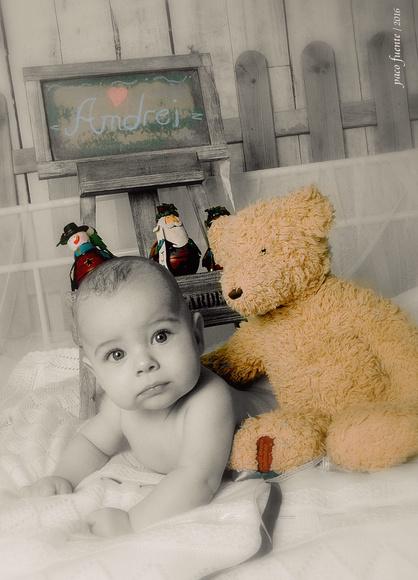 Fotógrafo en Burgos - Modelo de fotografía - Fotografía de bebé