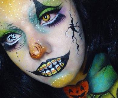 Lentillas para Halloween