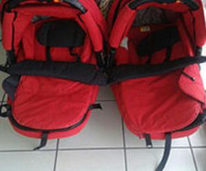 Limpieza de sillitas y cochecitos de bebés