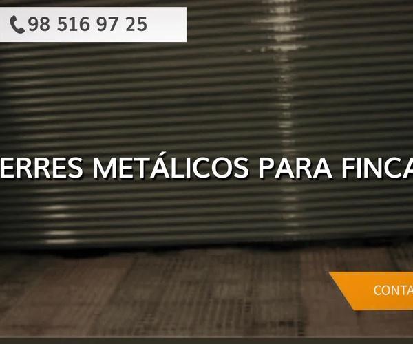 Puertas de garaje en Gijón | Norcierre