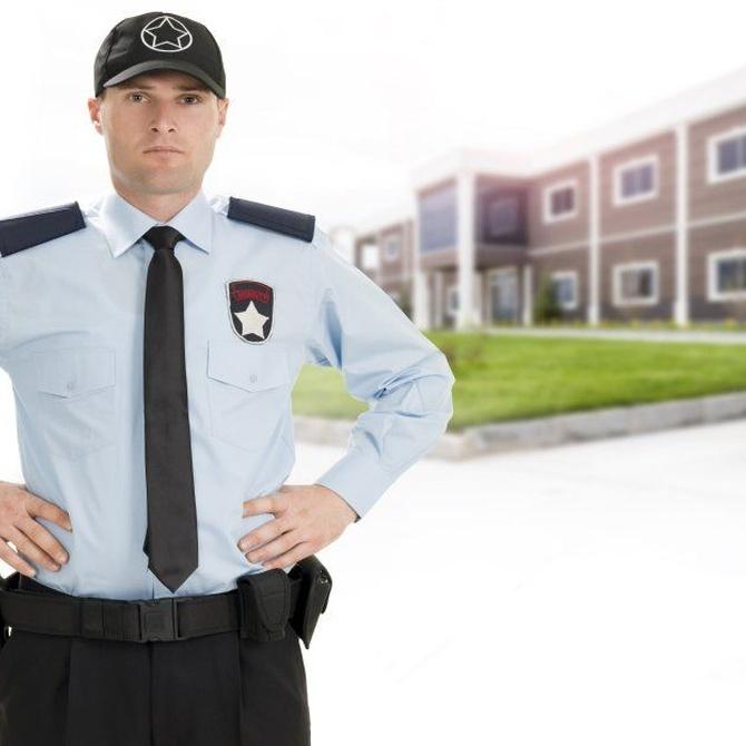 ¿Puede detener un vigilante de seguridad?
