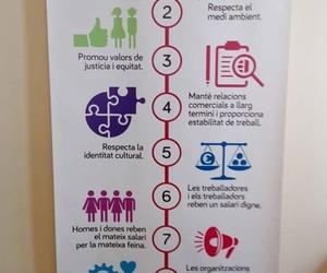 Productos de comercio justo en Menorca