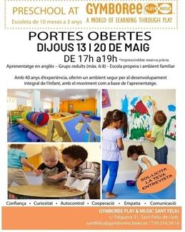 PUERTAS ABIERTAS / OPEN HOUSE - MATRÍCULAS ABIERTAS!