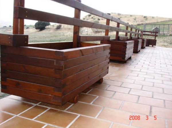 Muebles de exterior: Productos  de Supramadera S. L.