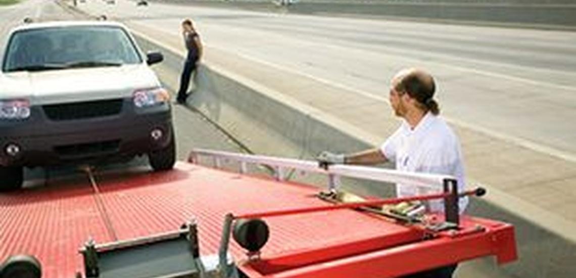 Grúas para vehículos en Fuerteventura para emergencias