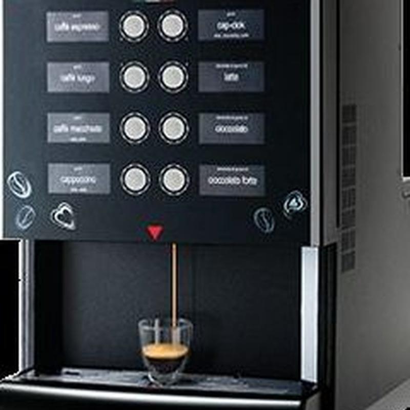 MAQUIMA SUPERAUTOMATICA: Catálogo de Sur Vending Coffee S.L.