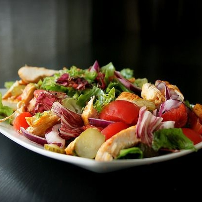 Sencillas recetas con verduras congeladas