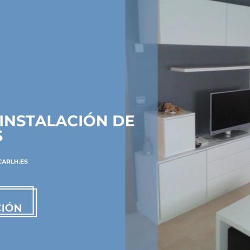 Muebles de cocina en Pamplona | Carpintería Óscar L.H.