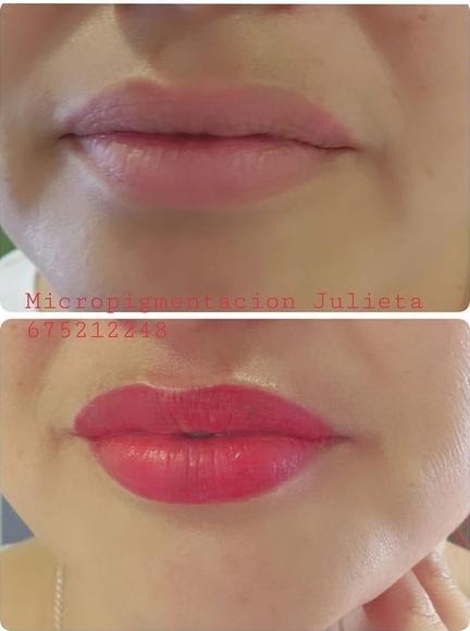Micropigmentacion labios Barcelona