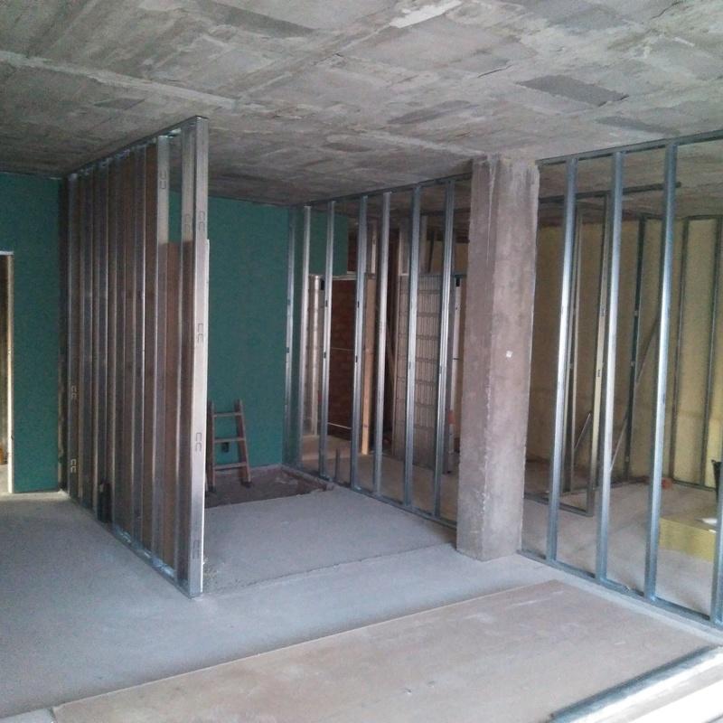 Construcción de Chalet en Durcal: Servicios de Pladur en Granada