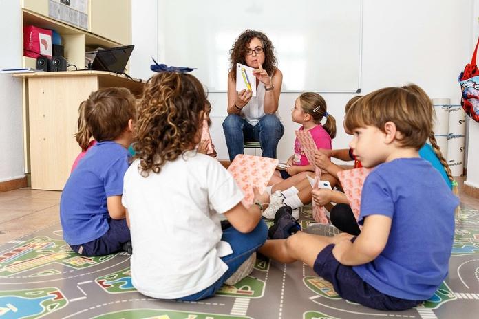 Inglés infantil: Nuestros cursos de LANGUAGE SERVICES