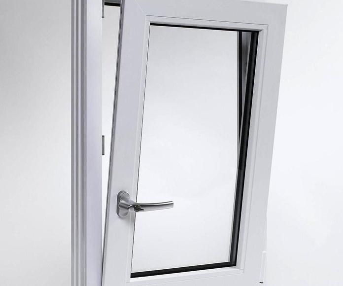 Ventanas de pvc : Servicios de Aluminios Alunoe