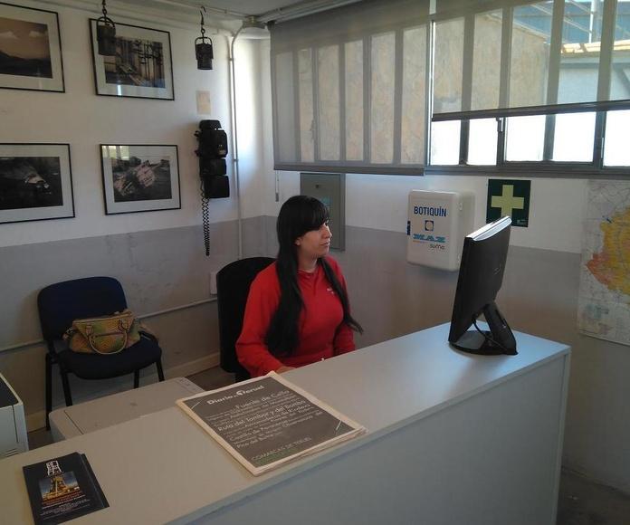 EQUIPO PROFESIONAL: Servicios de Centro Interpretativo Minero Pozo Pilar