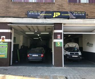 Distribuciones: Catálogo de Neumáticos JP Ocasión