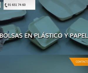 Envases de plástico en Alcobendas y Guadalajara | Foilsan, S.L.
