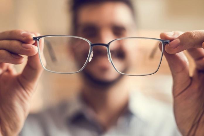 Que pasa cuando nos ponemos unas gafas que no son buenas!!?
