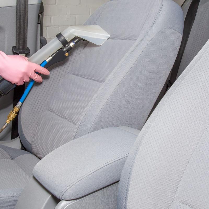Limpieza de tapicerías: Servicios de D.P. Sport Auto