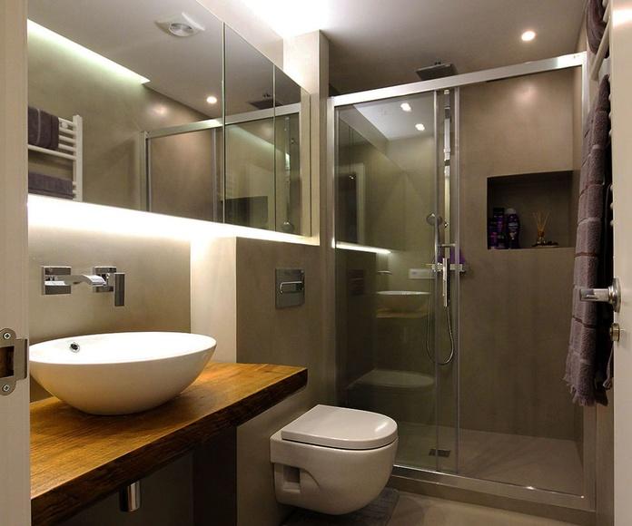Diseño y reforma de baño en el Vallès