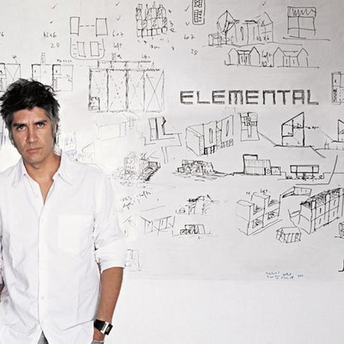 Alejandro Aravena, Premio Pritzker 2016