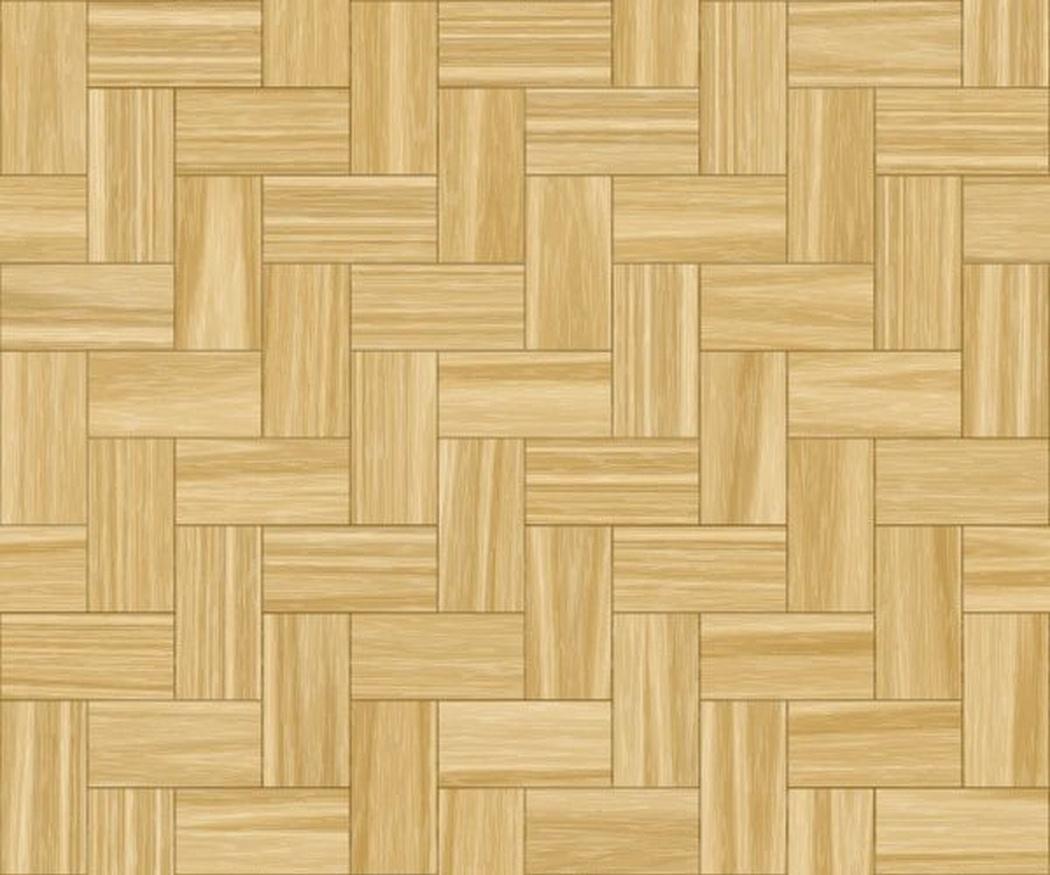 Suelos de madera en una casa