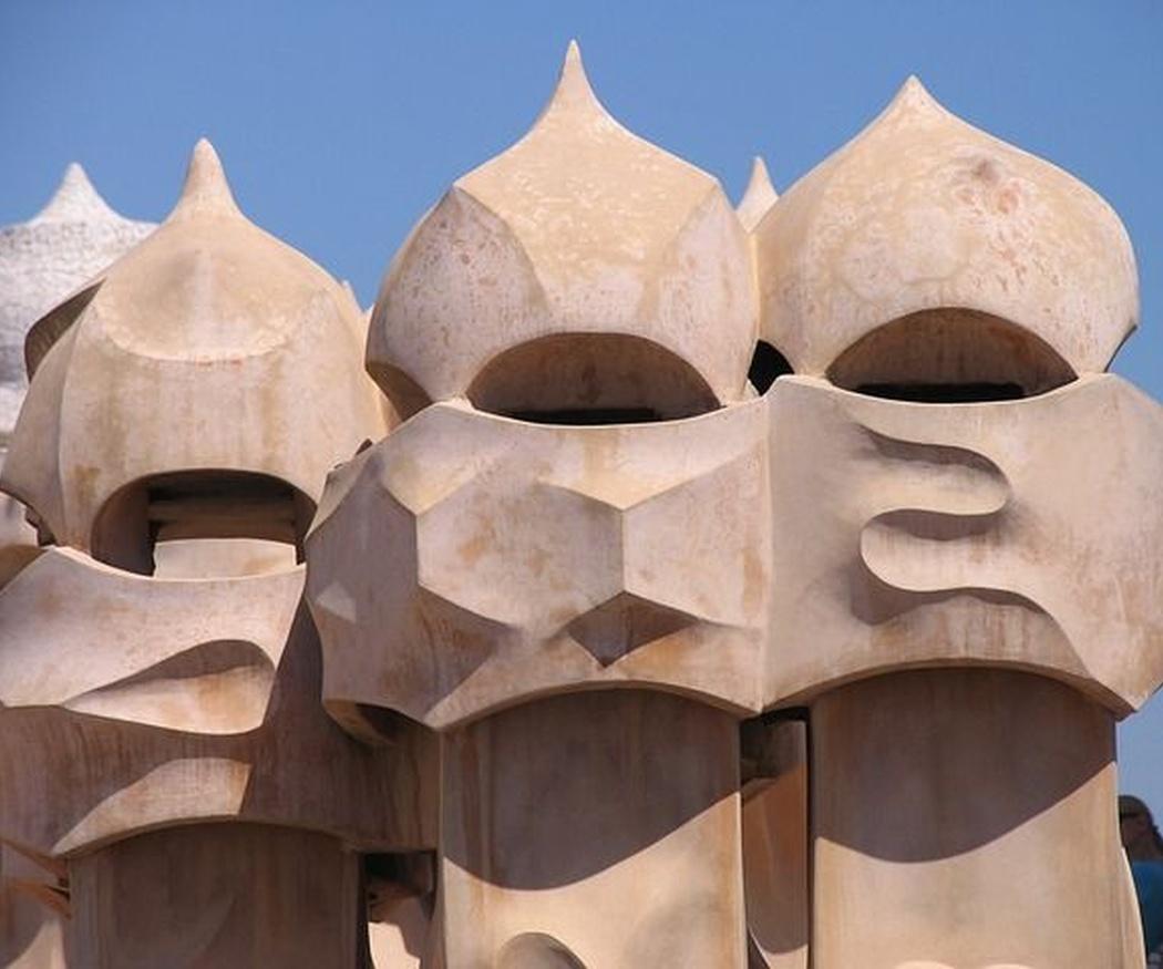 Las cinco fachadas más famosas del mundo