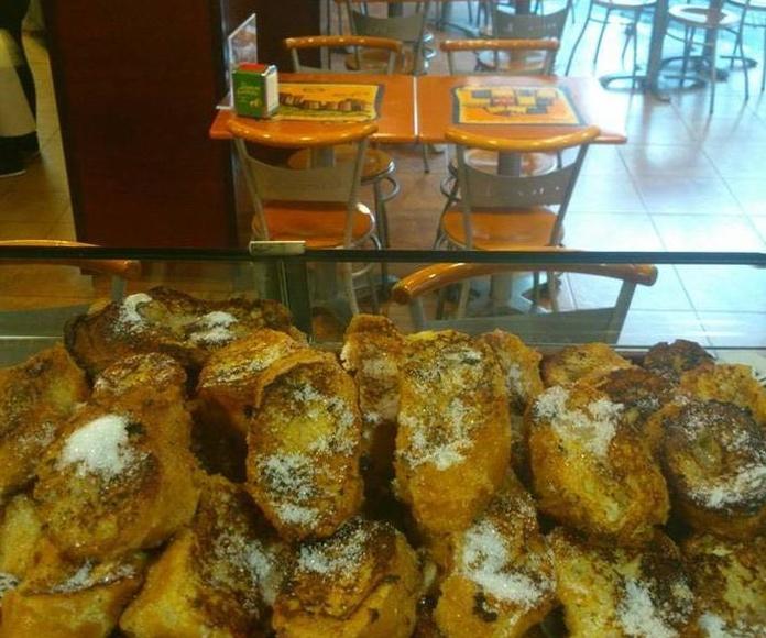 Torrijas: Productos y servicios de Bar Castells