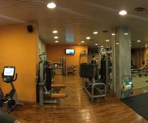 Sala de fitness i musculació