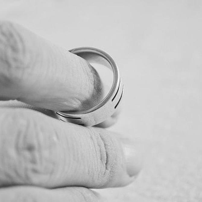 Aumenta el número de divorcios y separaciones en España