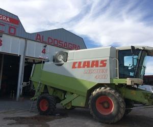 Taller de vehículos agrícolas y M.O.P