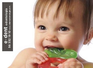 Sencillos consejos para aminorar las molestias de la dentición