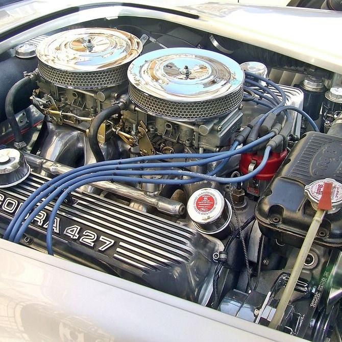 Cuidar el motor del coche