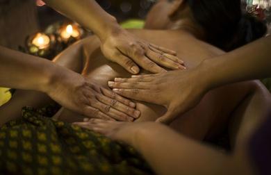 Masaje más allá del pecado
